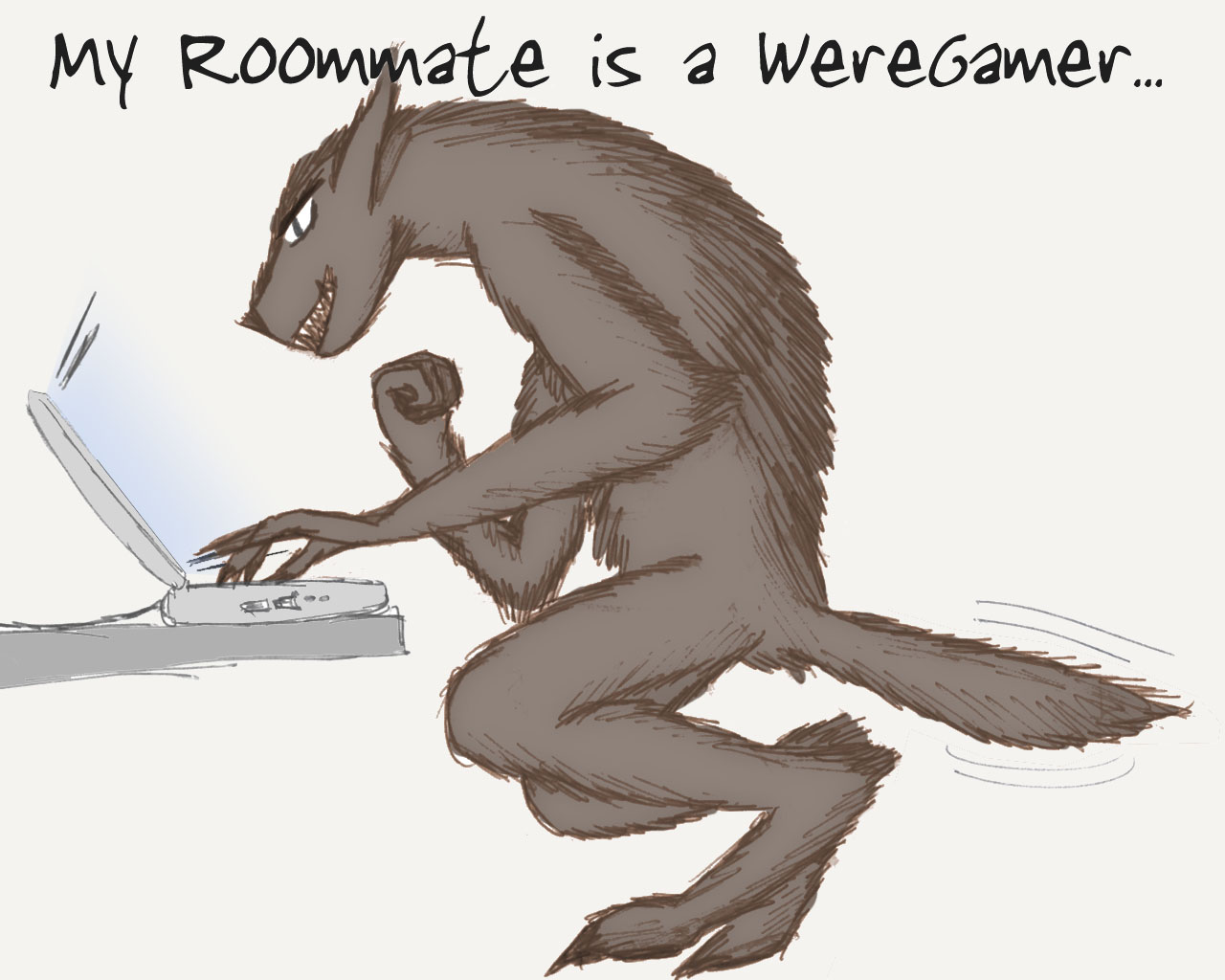 The WereGamer